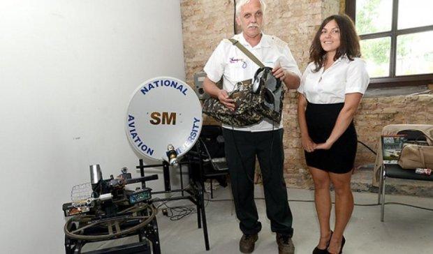 """Украинские ученые создали уникальный звуковизор """"Трембита"""" (фото)"""