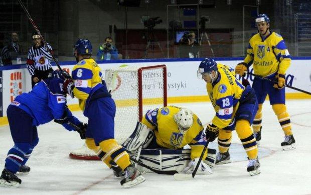 Став відомий склад чемпіонату України з хокею-2017/18