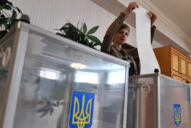 Результати виборів в Раду