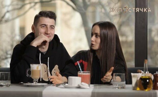 Ксенія Мішина і Олександр Еллерт, фото: кадр з відео