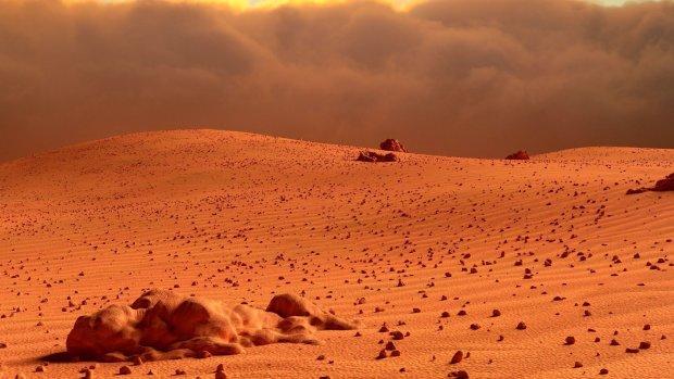NASA впервые записали звуки Марса: человечество еще никогда не слышало подобного