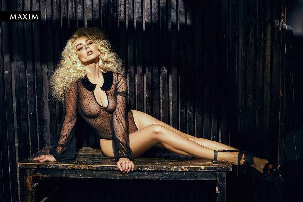 Аліна Гросу зараз - це сексуальна блондинка з пишними формами