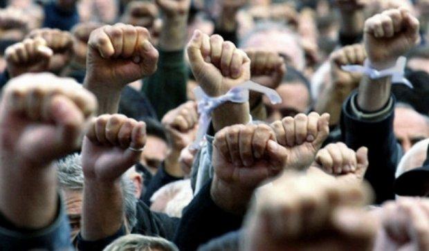Через невиплати зарплат Дніпро готується до масштабних акцій протесту