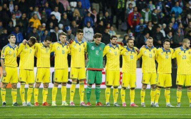 Сборная Украины триумфально выборола победу на молодежном ЕВРО