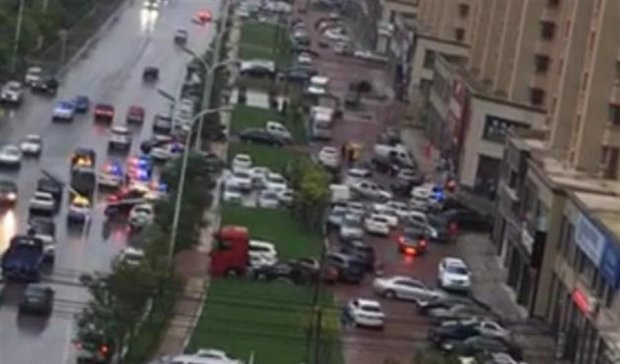 Инкассаторы угнали грузовик с миллионами