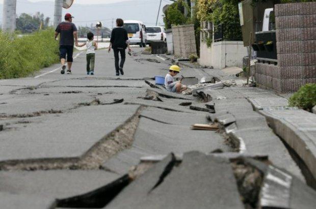 Потужний землетрус сколихнув країну: люди в паніці намагаються врятуватися