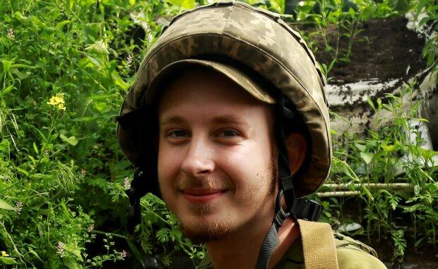 воин Левша, фото Facebook ООС