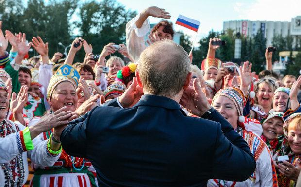 Імперія Путіна тріщить по швах: Москва жирує, регіони - вмирають