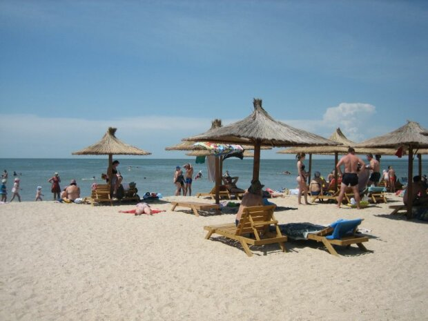 Тіла гниють на узбережжі: з популярного курорту тікають туристи, у Азовське море - ні ногою