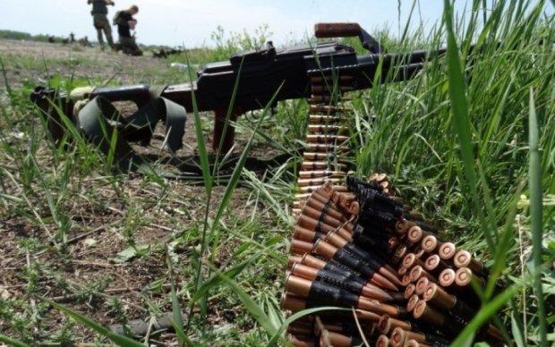 Сутки в АТО: раненные воины и массированные обстрелы