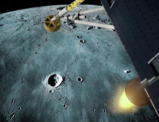 Растворился в космосе: аппарат NASA бесследно исчез на темной стороне Луны