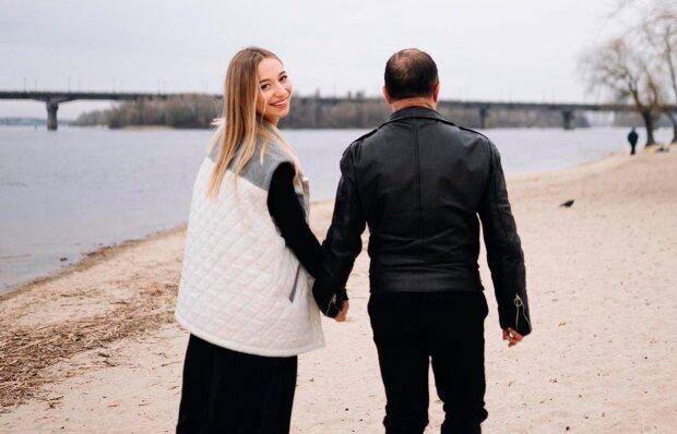 Катя Репяхова і Віктор Павлік / фото: instagram.com/repyahovakate/