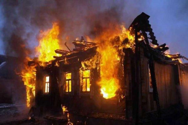 вибух будинку
