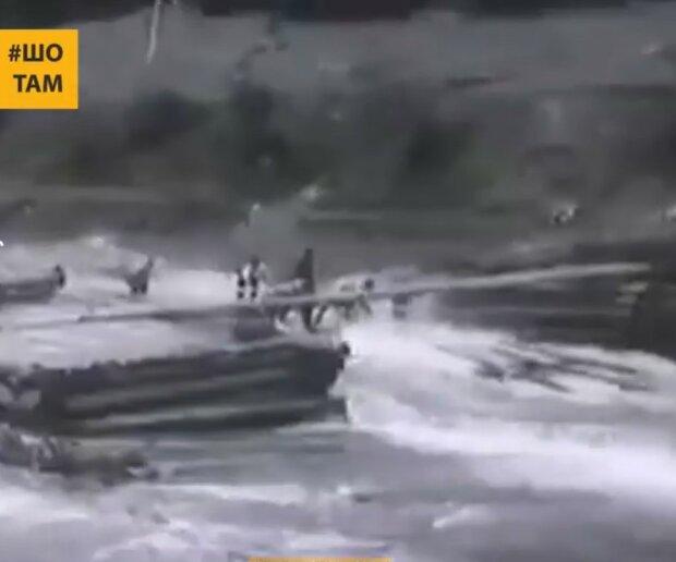 Сплав по реке, скриншот