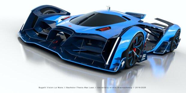 Bugatti, carscoops