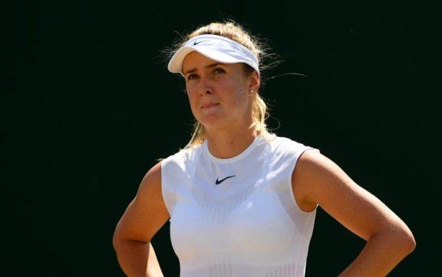 Найкраща тенісистка України не зуміла пробитися до чвертьфіналу Вімблдону