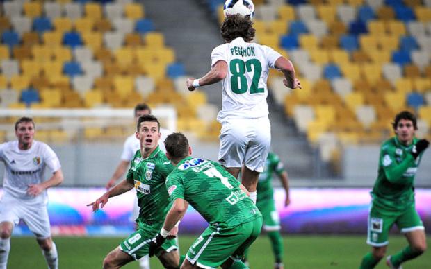 Карпаты - Ворскла: прямая видео трансляция матча чемпионата Украины