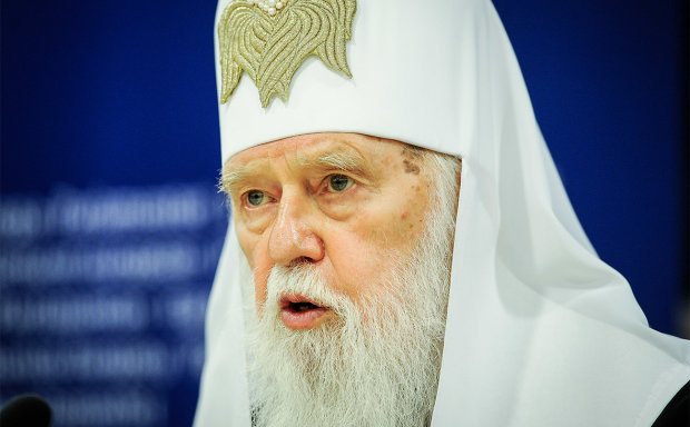 "Патріарх Філарет: ""Не дамо Росії вторгнутися у наше українське життя"""