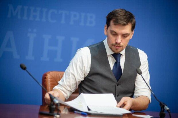 """Премьер-министр Гончарук отчитался перед украинцами, неделя была насыщенной: """"Все для людей"""""""
