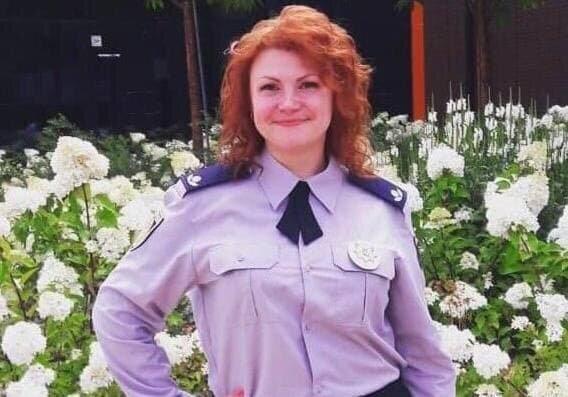 Святослава Петрова / фото: Национальная полиция Украины