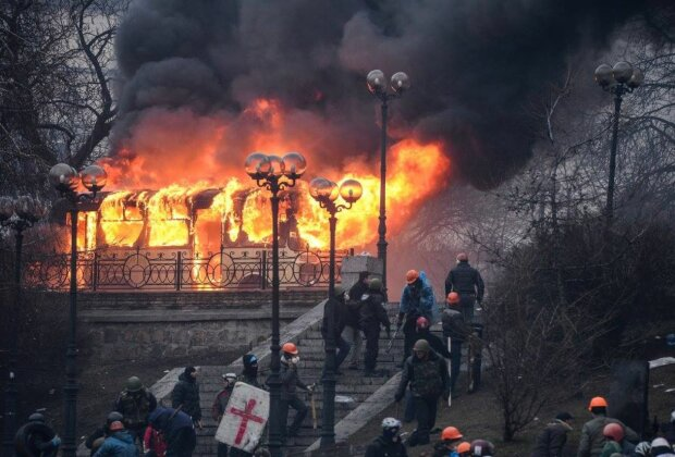 Революція Гідності, фото: RadioSvoboda