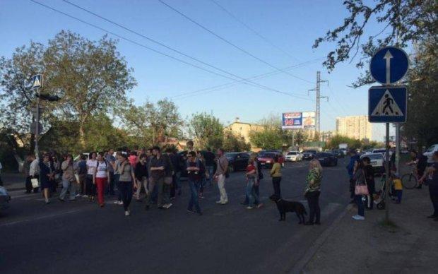 На українські міста обрушився землетрус
