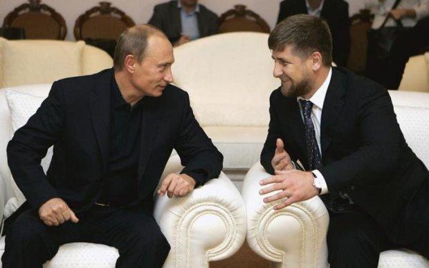 Путин и Кадыров поспорили, у кого лучший: видео
