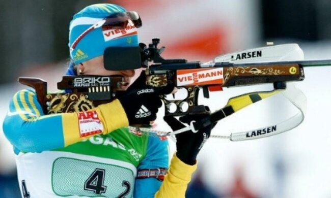 Українець осоромився на чемпіонаті світу з біатлону