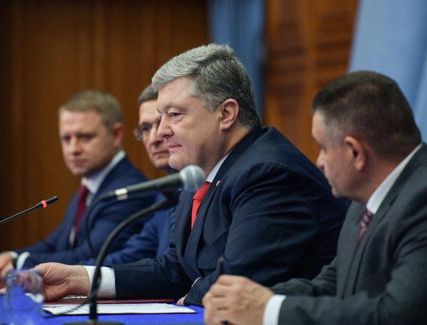 Порошенко призначив скандального генерала головою Київської ОДА