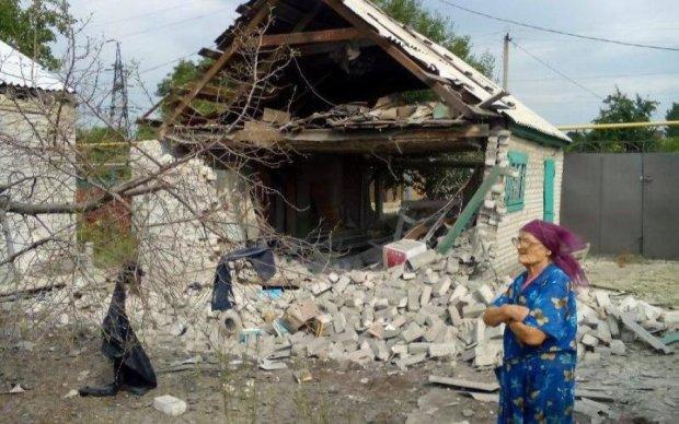 Бойовики Градами знищили цілий квартал Авдіївки, є жертви