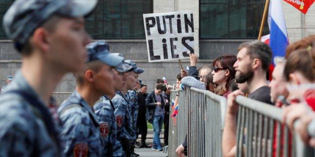 """""""Мама, это война?"""": история, произошедшая во время митинга в Москве, тронула весь мир"""