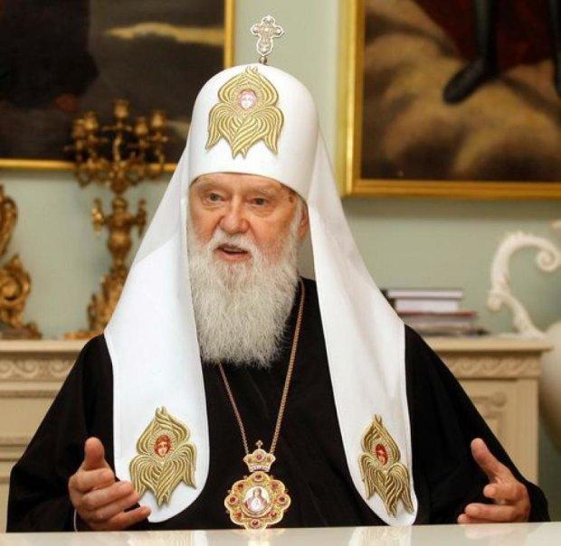 Філарет порівняв перемогу на Донбасі з воскресінням Христа