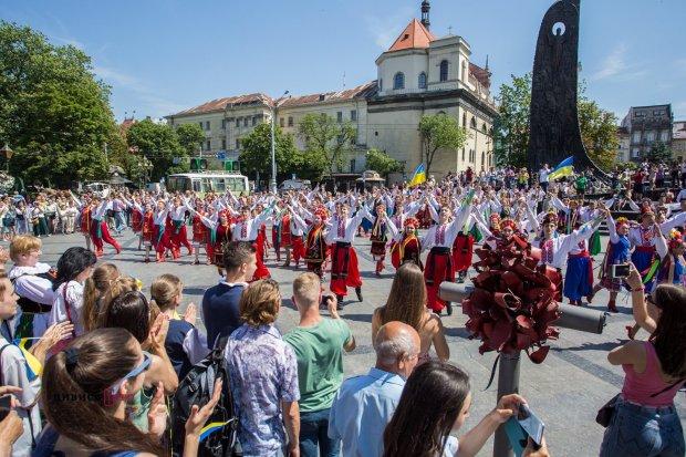 День конституции во Львове: афиша праздничных мероприятий