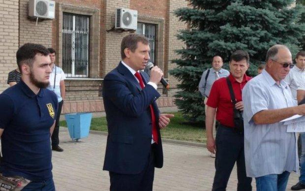 Сергей Шахов: Украине грозит катастрофа масштабов Хиросимы