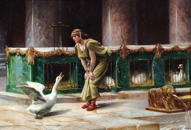 """Кто на самом деле спас Рим от галлов вместо гусей: """"Астерикс и Обеликс"""" врали?"""