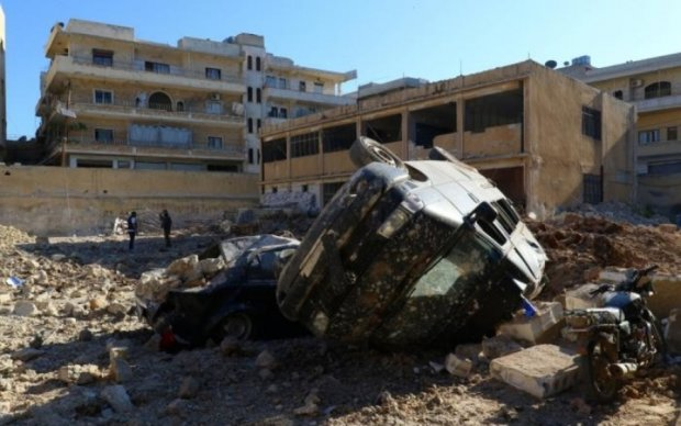 Почерк Путина и Асада: авиация ударила по госпиталю в Идлибе