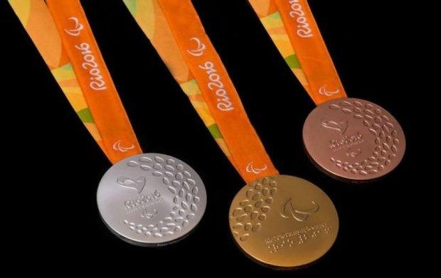 Українські паралімпійці завоювали 11 медалей за день змагань