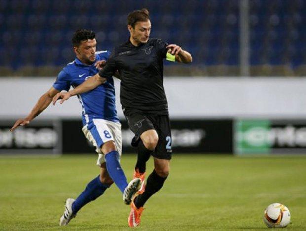 «Дніпро» програв «Лаціо» і втратив шанси на участь в Лізі Європи