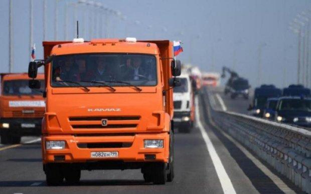 Міст Путіна: навіть росіяни вже роблять ставки, коли впаде