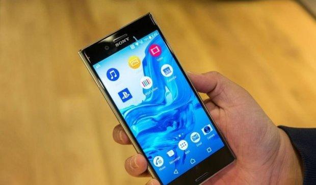 Sony представила смартфон з унікальною камерою
