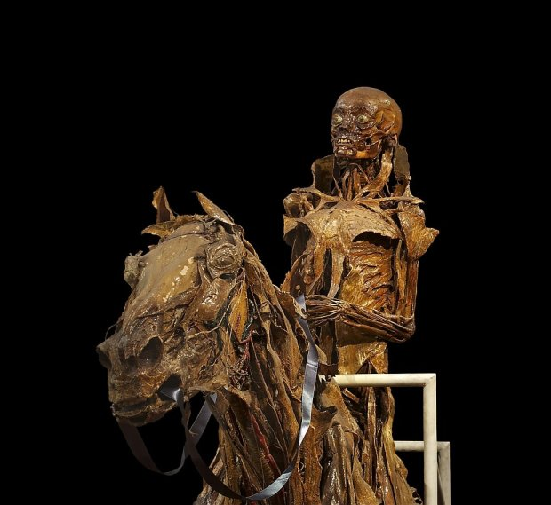 Всадник Апокалипсиса, трихобезоар и другие самые странные медицинские экспонаты со всего мира