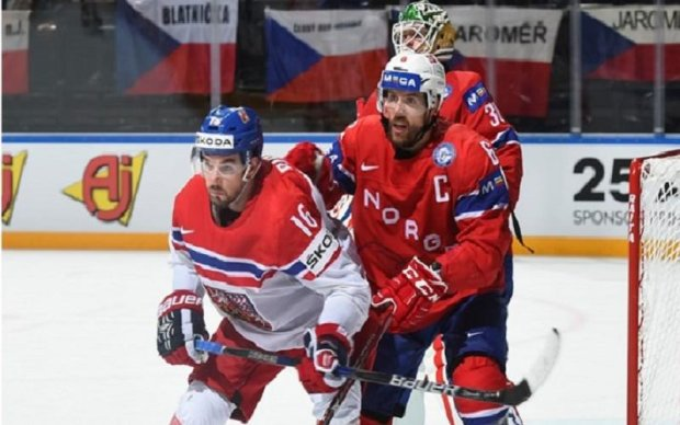 Чехія - Норвегія 1:0 Відео найкращих моментів матчу ЧС-2017 з хокею