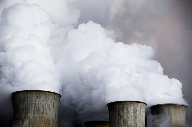 Выбросы в атмосферу
