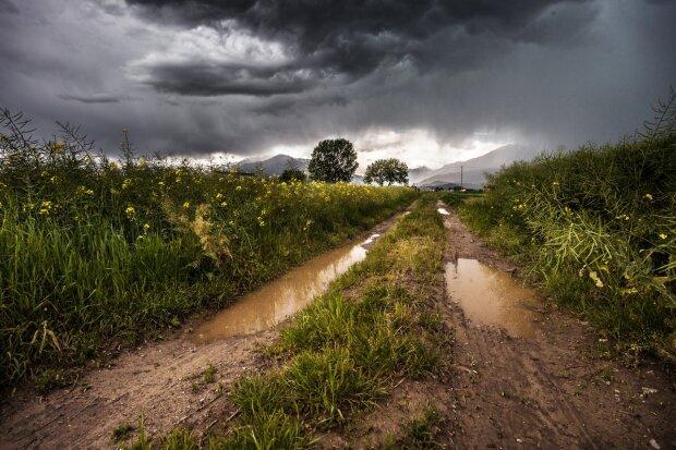 Погода в Украине, фото с pxhere