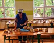 Школьные столовые в Украине постепенно переходят на здоровую пищу