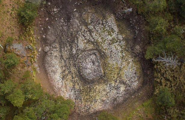 затоплена частина храму Пернатого Змія, фото Getty Images