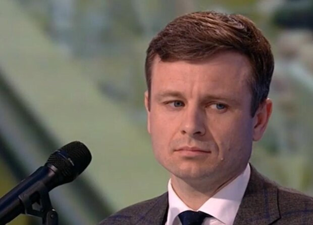 Сергей Марченко, скриншот с видео