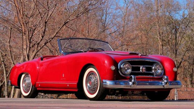 1953 Nash-Healey Roadster, gizchina