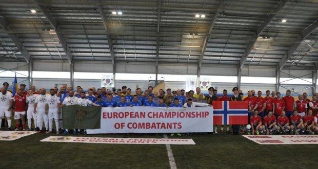 Битва сильнейших: в Киеве ярко стартовал Чемпионат Европы по футболу, фото
