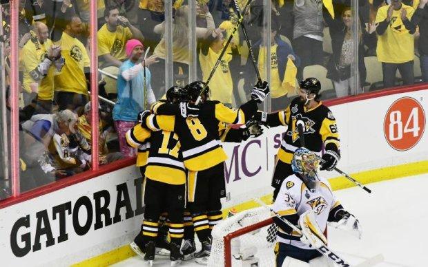 НХЛ: Піттсбург виграв перший матч фінальної серії